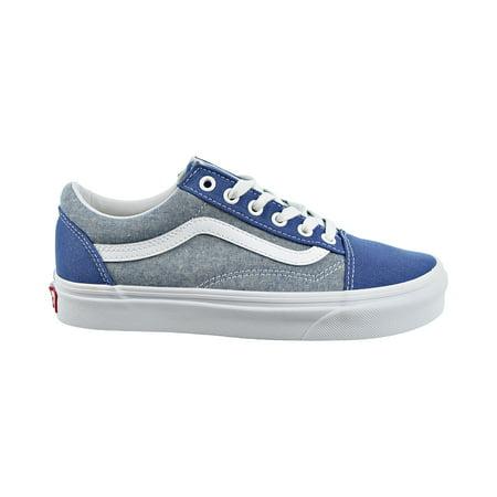 Vans Old School Mens Shoes Chambray/Navy/Denim -