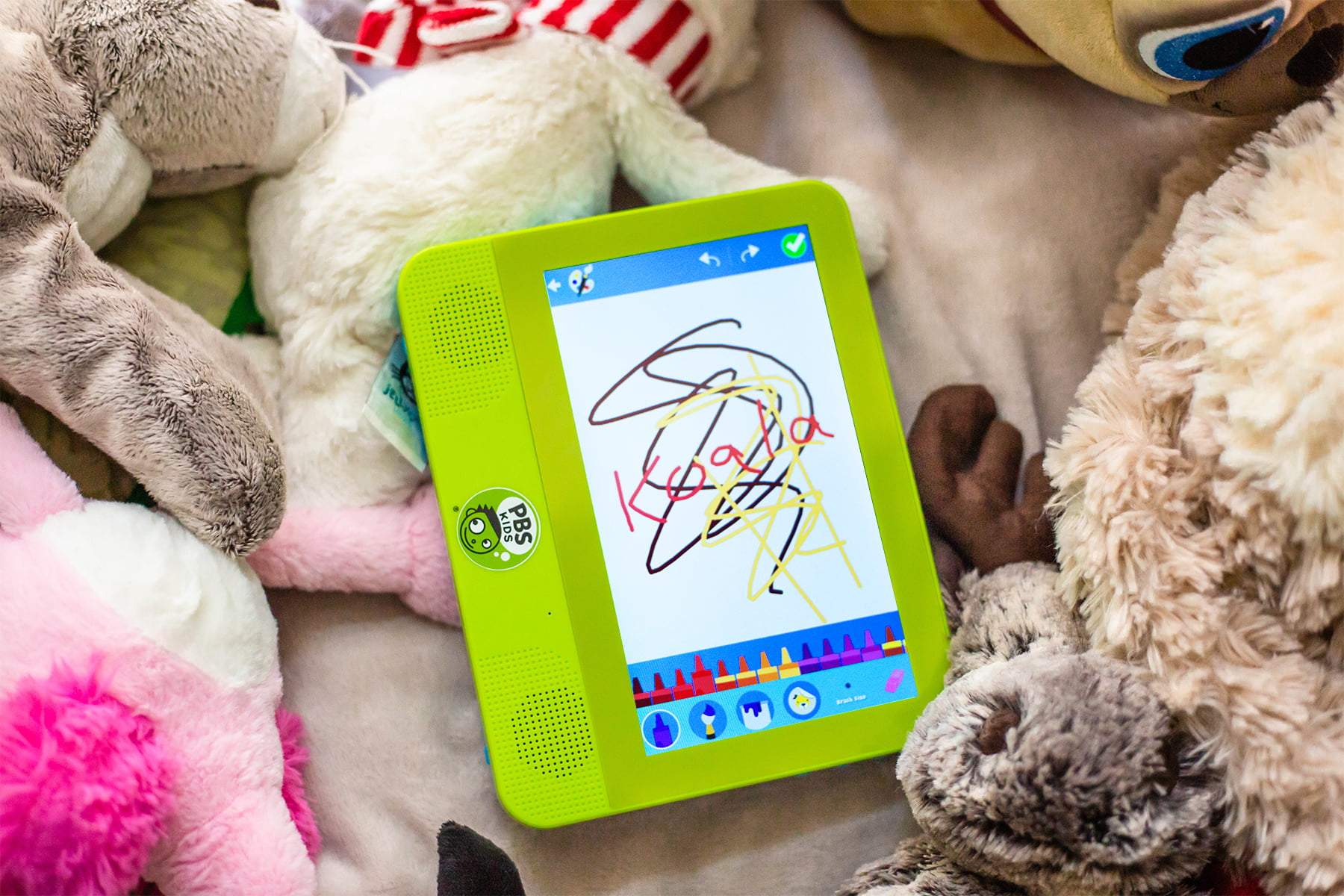 PBS KIDS Playtime Tablet DVD Player Android 7 0 Nougat 7