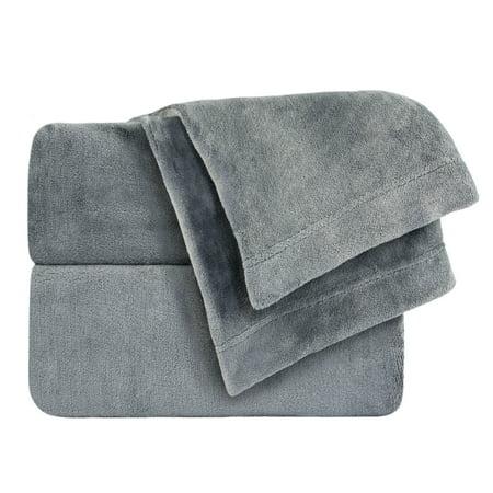 Comfort Collection Velvet Plush Sheet Set ()