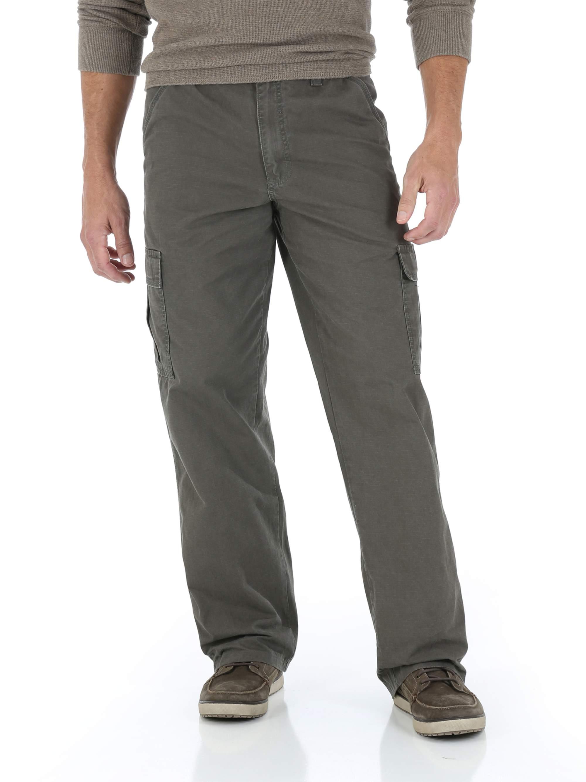 Big Men's Rip-Stop Cargo Pants