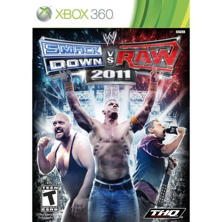 WWE Smackdown vs Raw 2011 (Xbox 360) (Wwe Raw Xbox)