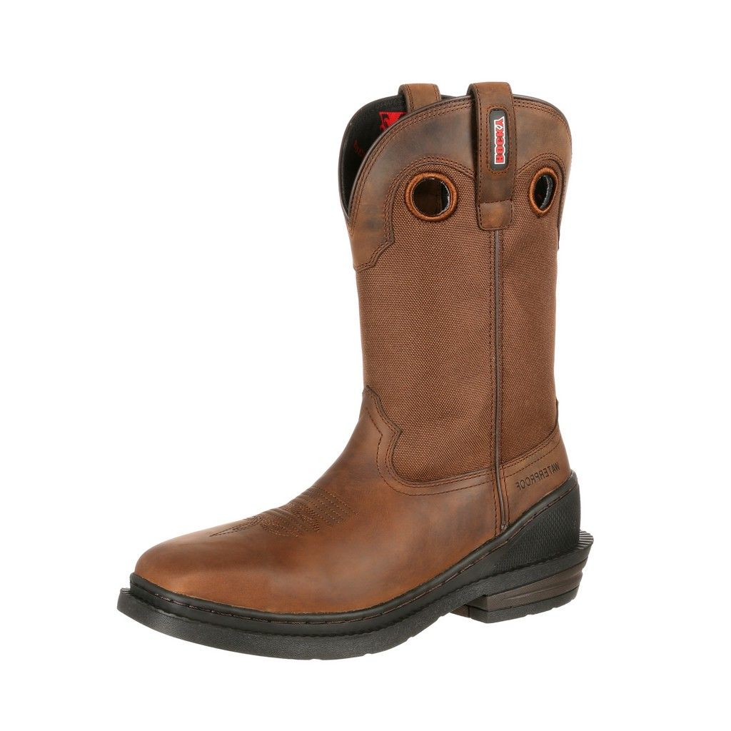 Rocky Mens outridge one Leather ...