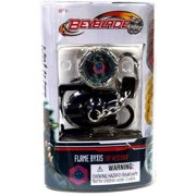 Beyblade Series 7 Flame Byxis Keychain