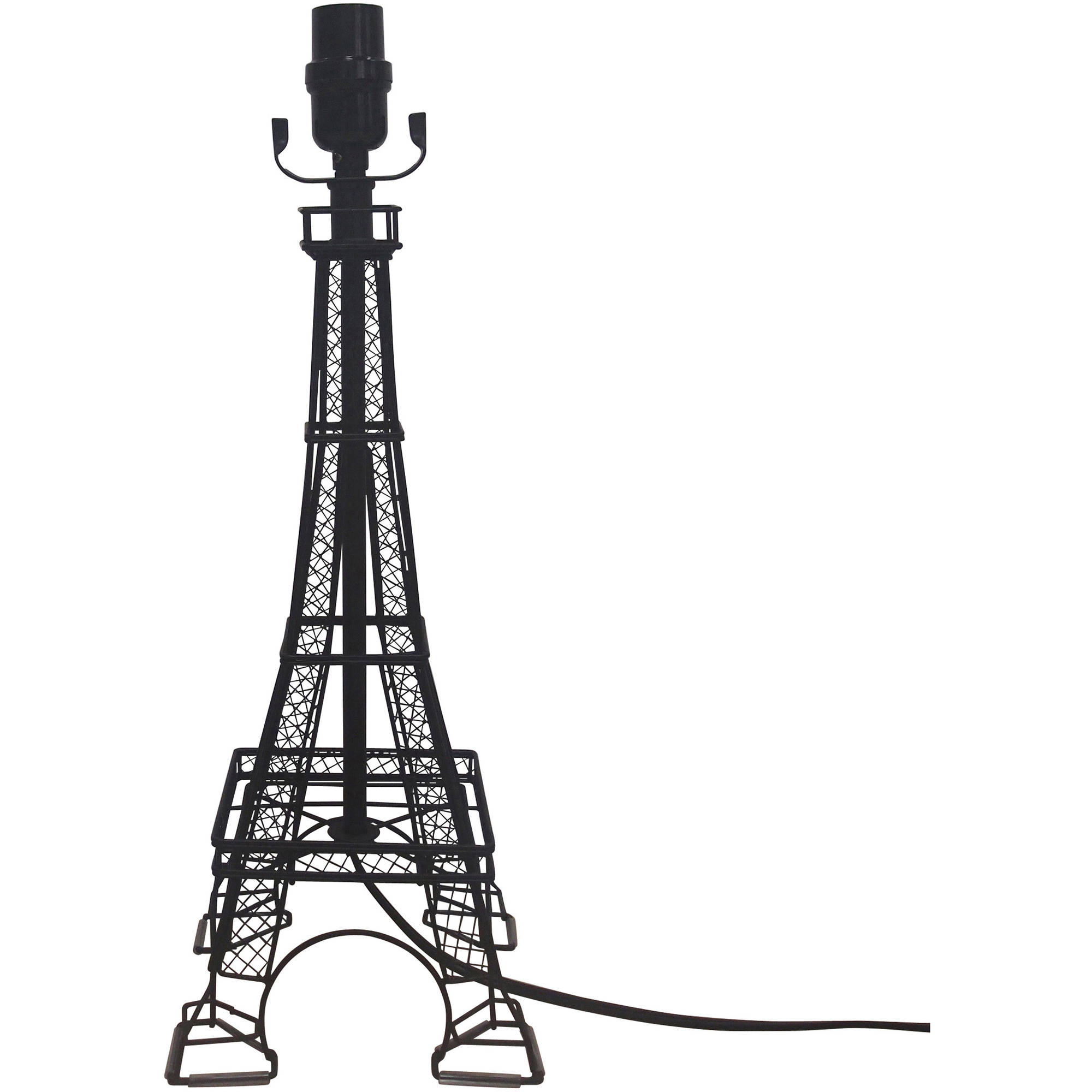 Beautiful Better Homes And Gardens Eiffel Tower Lamp Base, Black