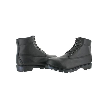 Rubicon Mens Leather Thermolite Work Boots