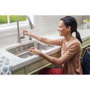 Elkay Lustertone Classic Stainless Steel Single Bowl Undermount ADA Kitchen Sink