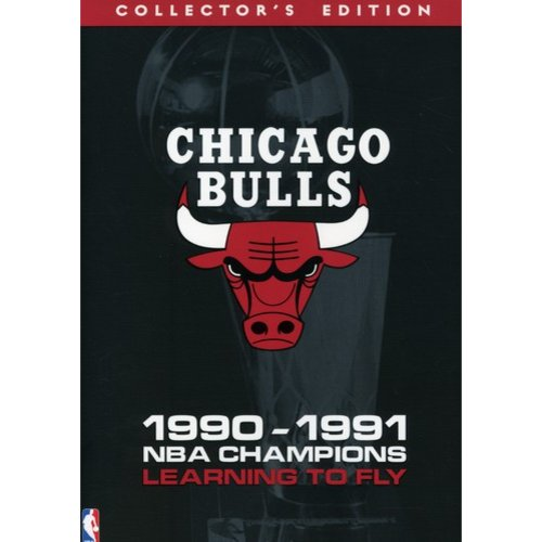 Chicago Bulls: 1990-1991 NBA Champions Learning to Fly by Team Marketing
