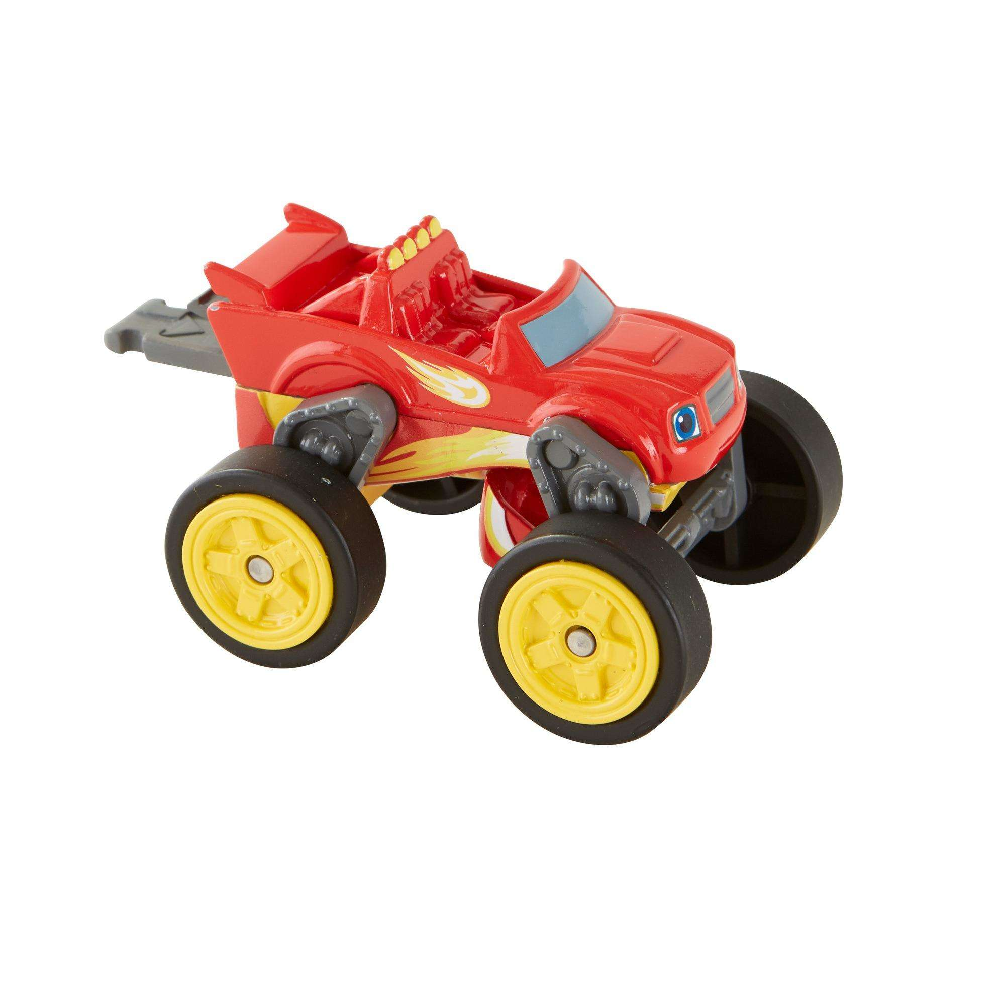 Fisher Price Nickelodeon Blaze And The Monster Machines Flip & Race Blaze by FISHER PRICE