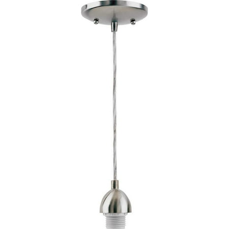 Westinghouse 7028400 Pendant Light Kit, 1 Lamp, Incandescent