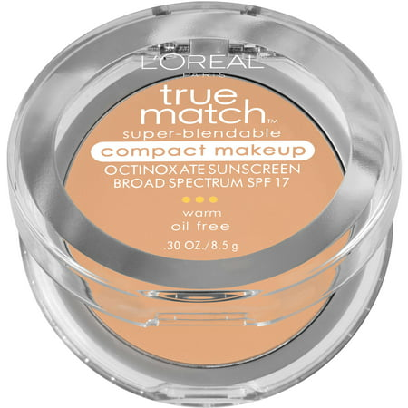L'Oreal Paris True Match Super-Blendable Compact