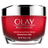 2 Count Olay Regenerist Cream Face Moisturizer 1.7oz + $10 GC