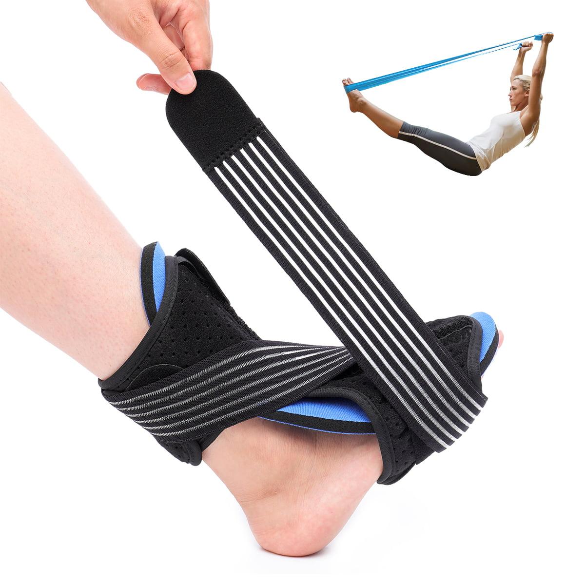 Plantar Fasciitis Night Splint Achilles Tendonitis Night Splint Adjustable Foot Drop Boot For Both Feet Foot Brace Effective Relief From Plantar Fasciitis Pain Walmart Com Walmart Com