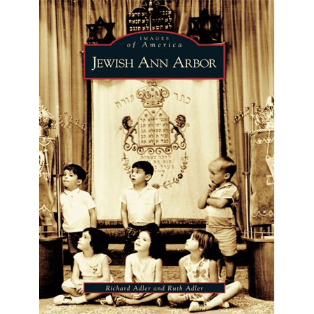 Jewish Ann Arbor - eBook
