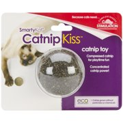 SmartyKat® Catnip Kiss™ Compressed Catnip Ball