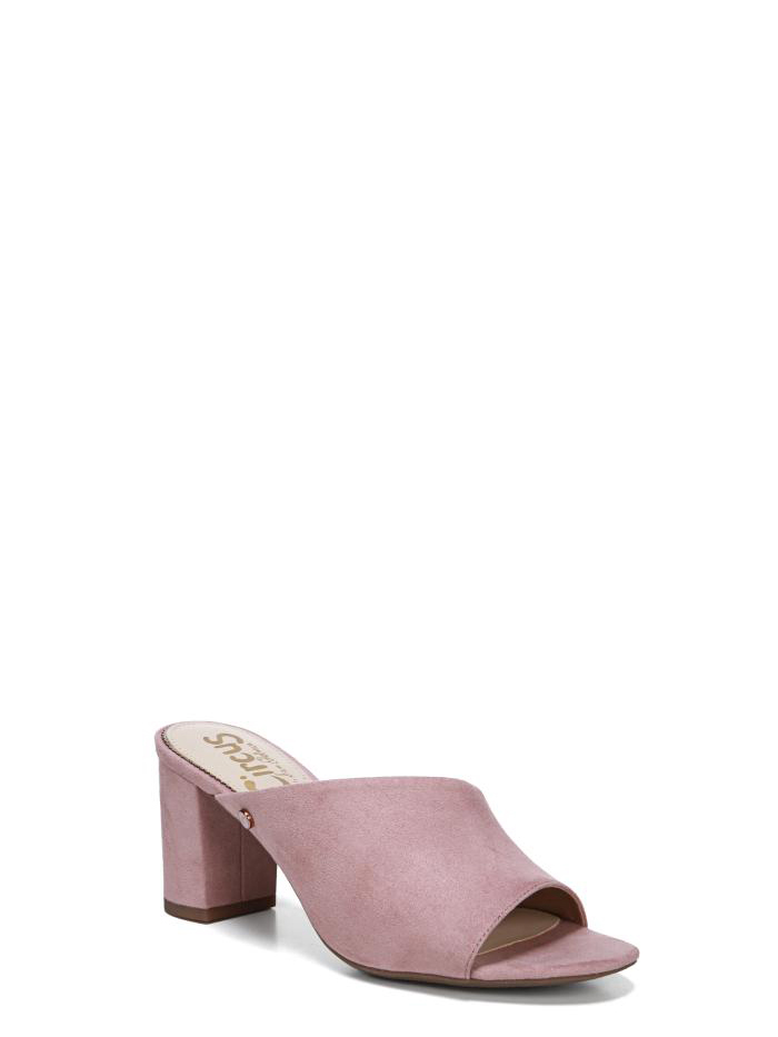 Women's Circus by Sam Edelman Suzanna Block Heels Mule Sandals