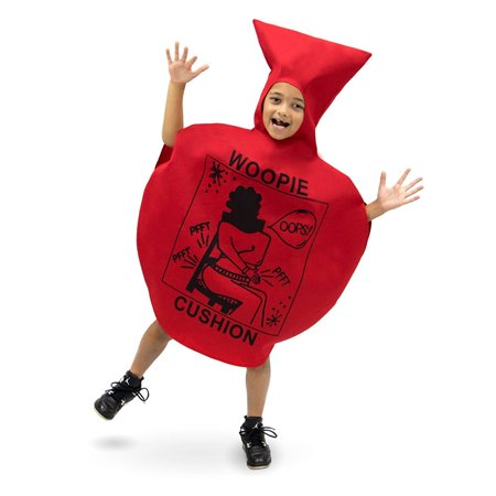 Woopie Cushion Children's Halloween Dress Up Theme Party Roleplay & Cosplay Costume (Youth Small (3-4)), BLOW EM' AWAY: Careful where you sit, you might.., By Boo Inc (Costume Blog)