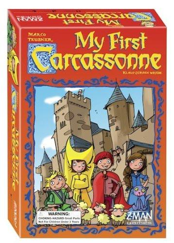 Z-Man - My First Carcassonne