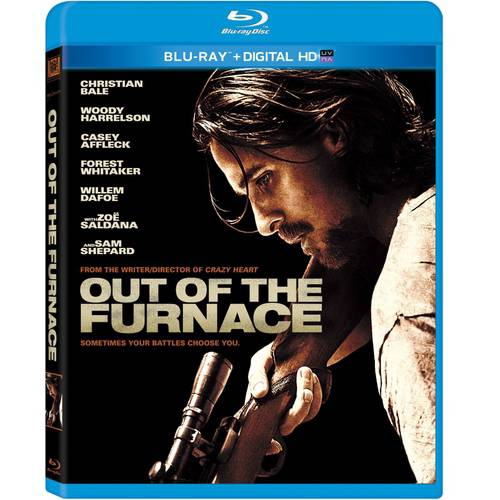 Out Of The Furnace (Blu-ray   Digital HD) (With INSTAWATCH) (With INSTAWATCH) (Widescreen)