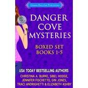 Danger Cove Mysteries Boxed Set (Books 1-5) - eBook