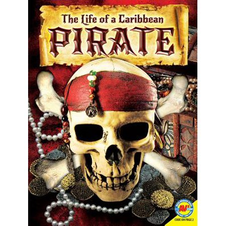 The Life of a Caribbean Pirate - Pirates Of The Caribbean Coloring Pages