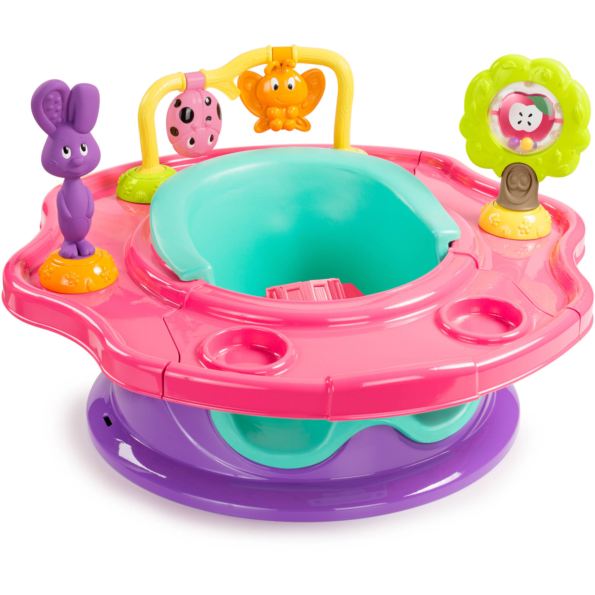 Summer Infant Forest Friends SuperSeat, Girl