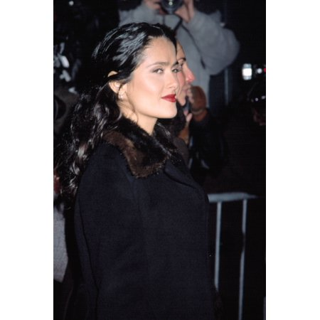 Salma Hayek At The New York Film Critics Circle Awards Nyc 1122003 By Cj Contino Celebrity - Halloween Films Nyc