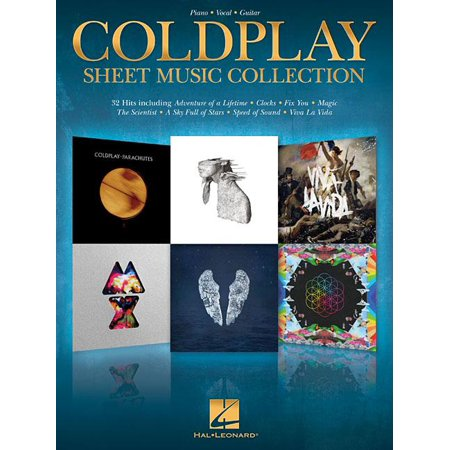 Coldplay Sheet Music Collection (Paperback)