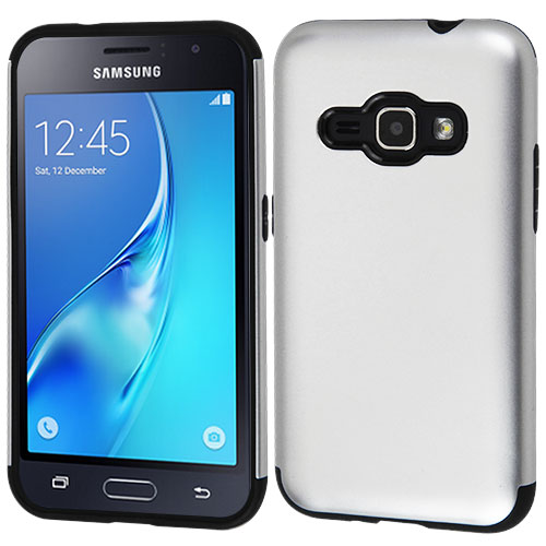 For Samsung Galaxy Express 3/J1 Impact Armor Shockproof Protector Cover Case