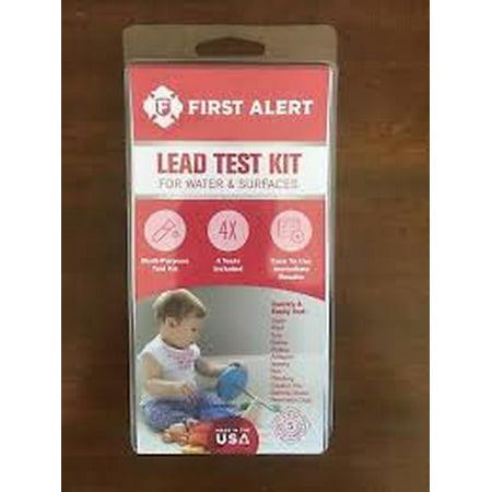 First Alert LT1 Premium Lead Test Kit