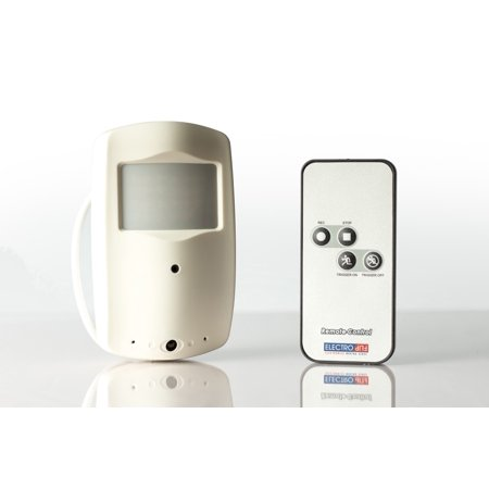 Versatile HD Mini House CCTV Camera Motion Detect w/ Infrared + Remote - image 3 of 6