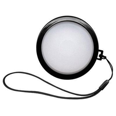 D100 Caps - White Balance Lens Cap For The Nikon D40, D40x, D50, D60, D70, D80, D90, D100, D200, D300, D3, D3S, D700, D3000, D5000, D3100, D3200, D3300, D7000, D5100, D4,.., By Polaroid,USA