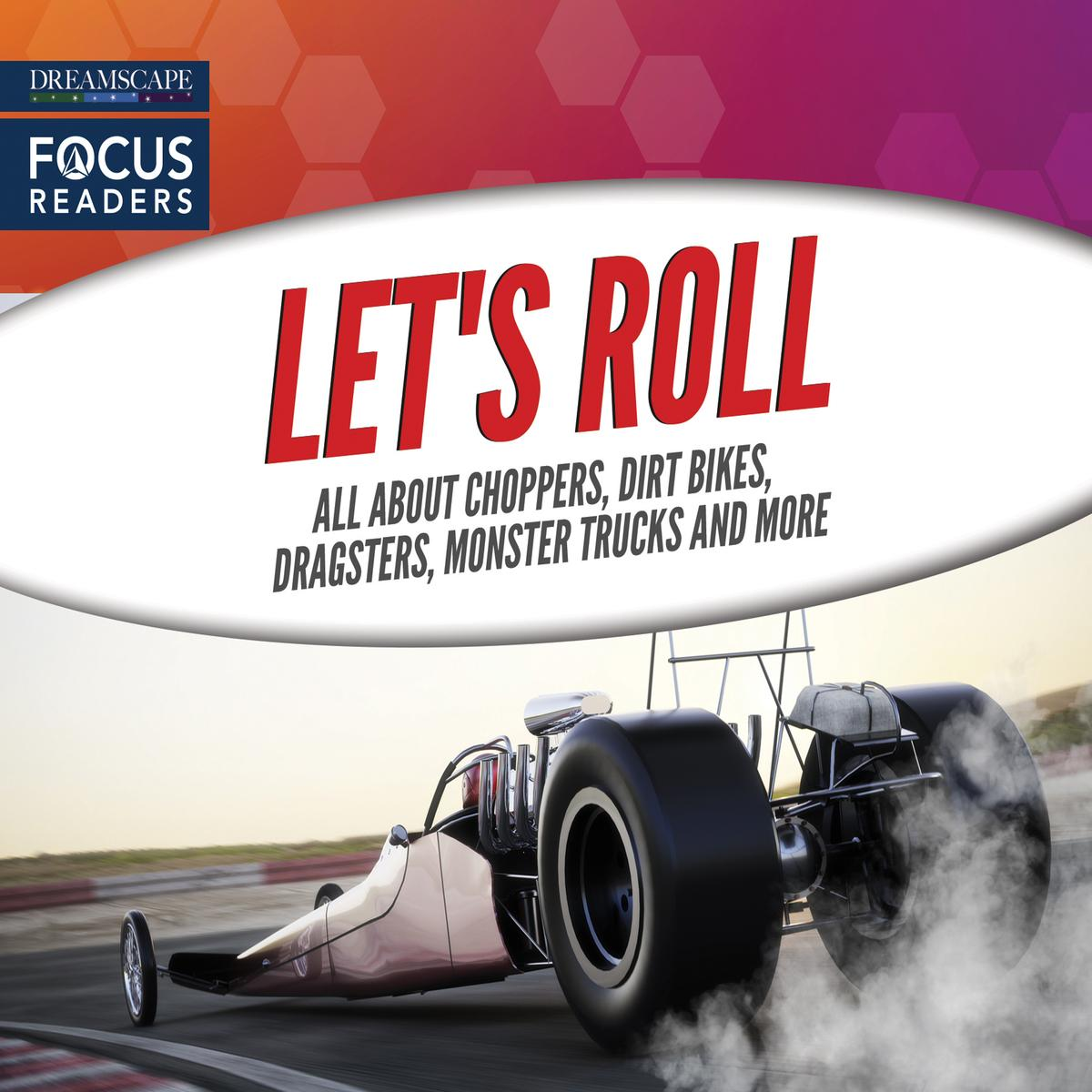 Let's Roll - Audiobook