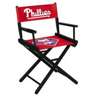 Philadelphia Phillies Table-Height Directors Chair