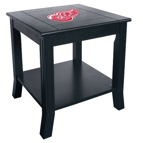 Imperial NHL Side Table - Detroit Red Wings