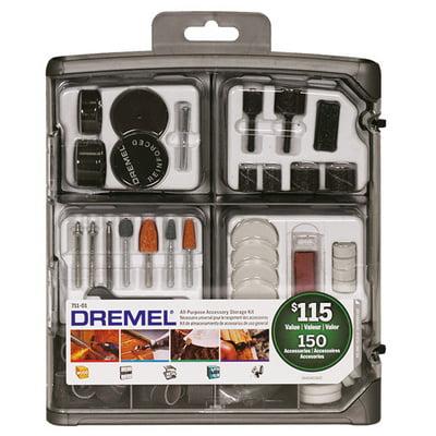 Dremel 711-01 150-Piece All-Purpose Accessory Kit