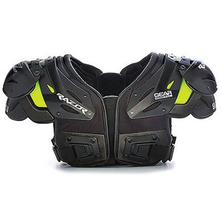Gear Pro-Tec 1388379 Razor Football Shoulder Pads, Multi-Position - 3XL - image 1 of 1