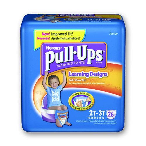 Kimberly-Clark Huggies Pull-Up Training Pants for Boys