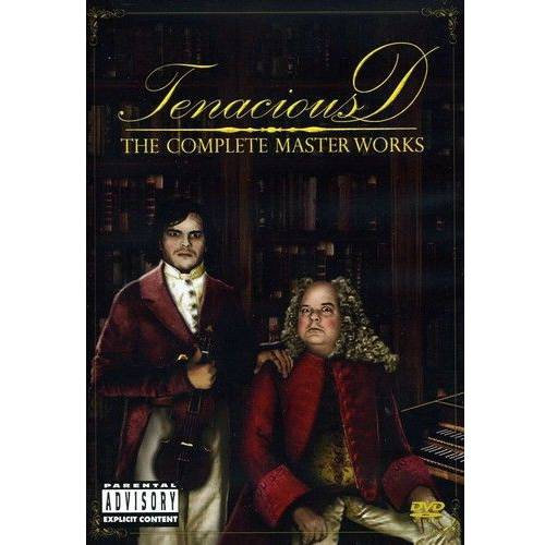 Tenacious D - The Complete Master Works (Full Frame)