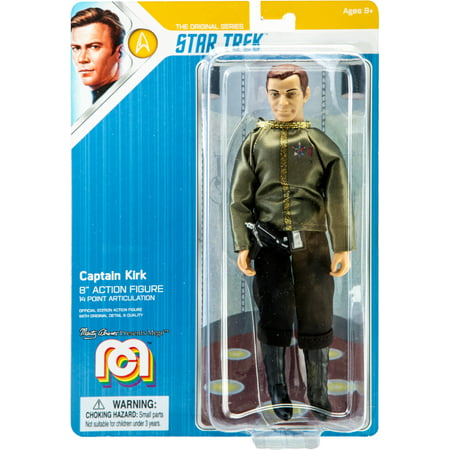 "Mego Star - Mego Action Figure, 8"" Star Trek - Kirk - Dress Uniform (Limited Edition Collector's Item)"