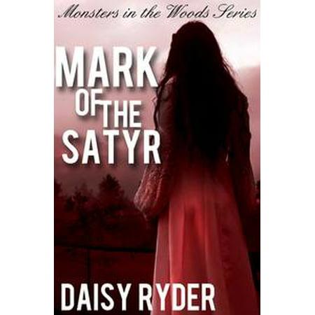 Satyr Horns (Mark of the Satyr - eBook)