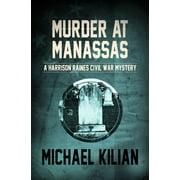 Murder at Manassas - eBook