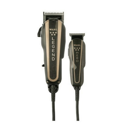 WAHL 5-Star Barber Combo Legend Clipper and Hero Trimmer
