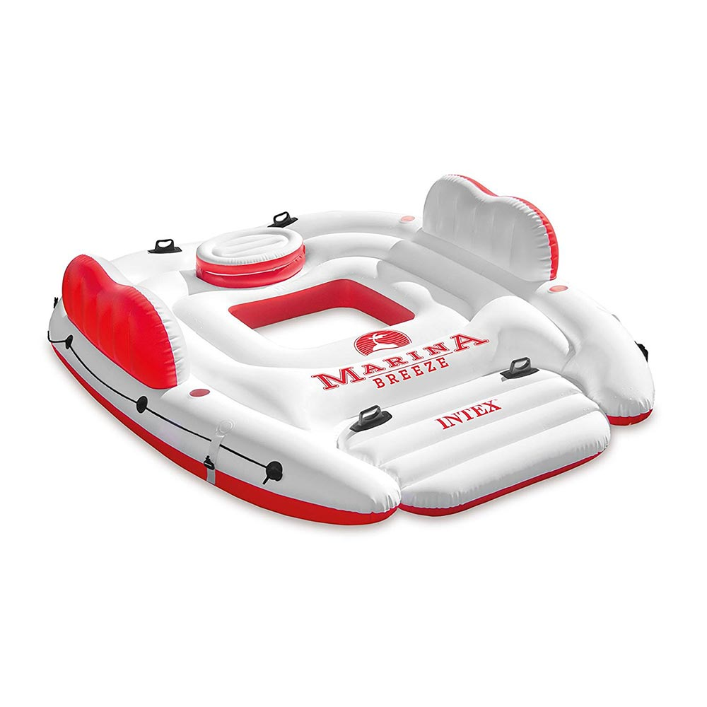 Intex Marina Breeze Island for Swimming Pools