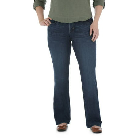 4d897b7c Lee Riders - Women's Slender Stretch Straight Leg Jean - Walmart.com