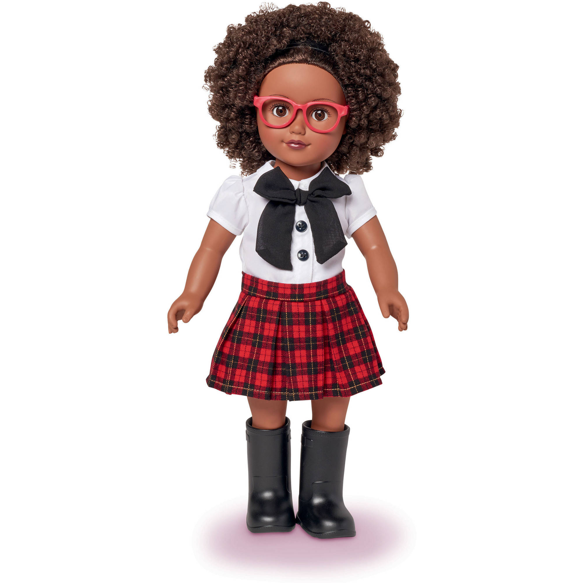 "My Life As 18"" Schoolgirl Doll, African American by"