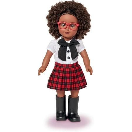 My Life As 18 Quot Schoolgirl Doll African American Walmart Com
