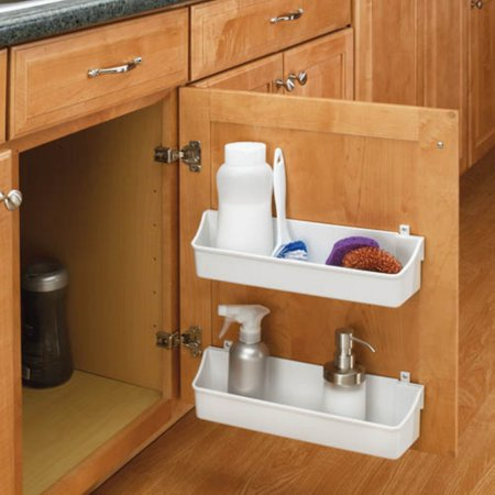 Rev-a-Shelf Door Storage Trays - Set of 2 ()