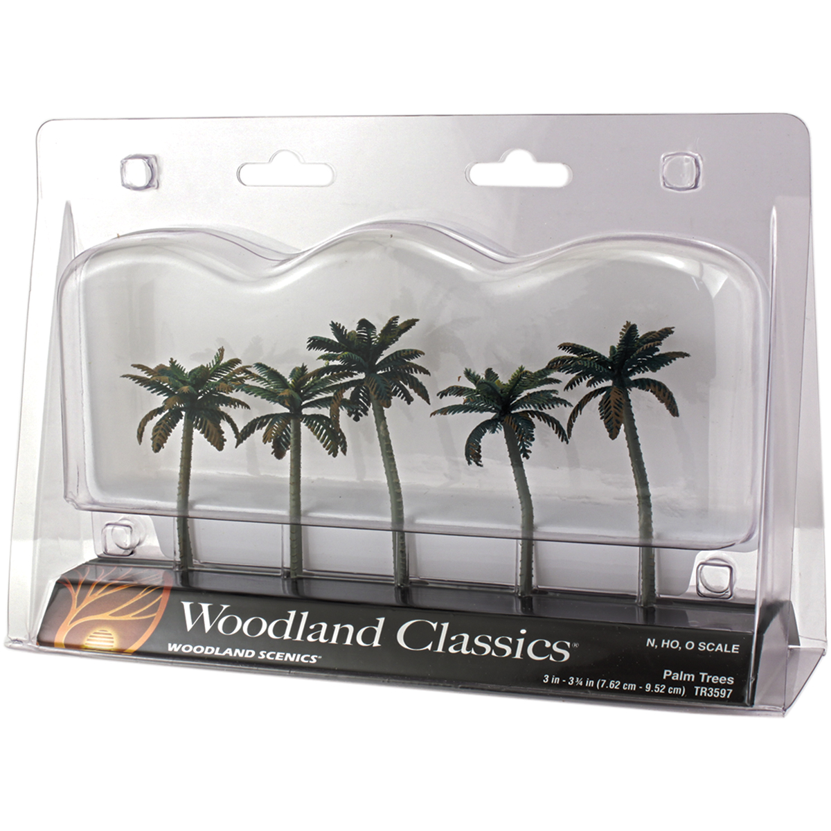 "Palm Trees, 3"" To 3.75"", 5pk"