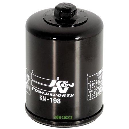 K & N Filters- Powersport KN-198 Oil Filter Powersports  - image 1 of 1