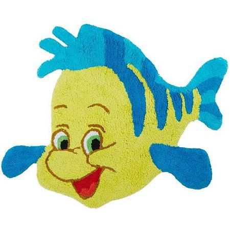Disney Little Mermaid Ariel Bath Rug